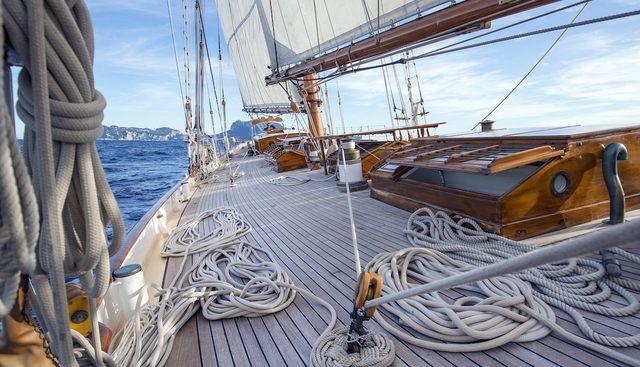 Puritan Charter Yacht - 2