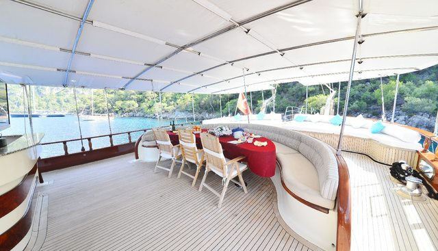 Berrak Su Charter Yacht - 3
