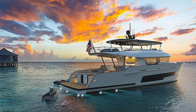 LeVen Charter Yacht