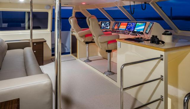 Pacific Quest Charter Yacht - 6