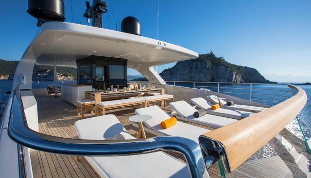 Moka Charter Yacht - 2