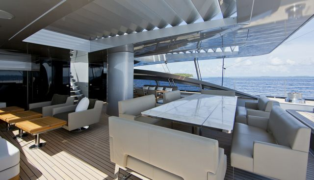 Vertigo Charter Yacht - 4