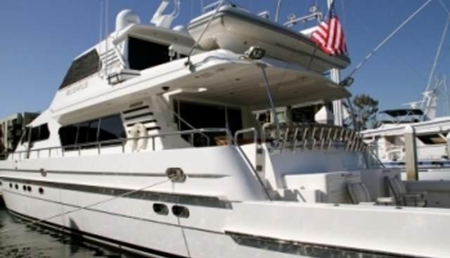 Belisarius Charter Yacht - 5
