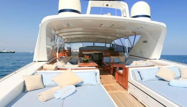 Erasmo Charter Yacht - 2