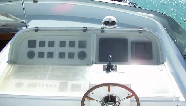 Lady Nevine Charter Yacht - 3