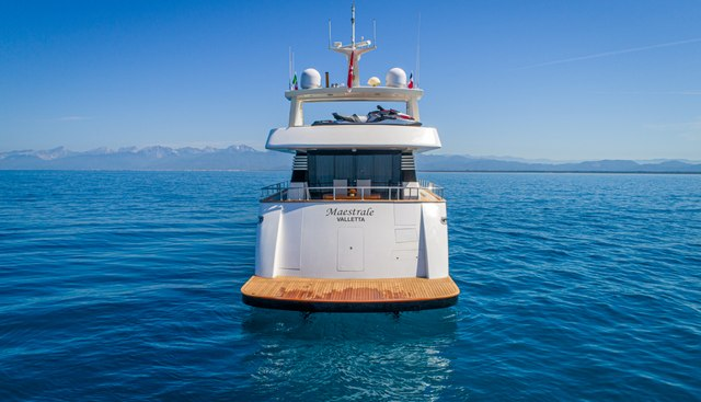 Maestrale Charter Yacht - 5