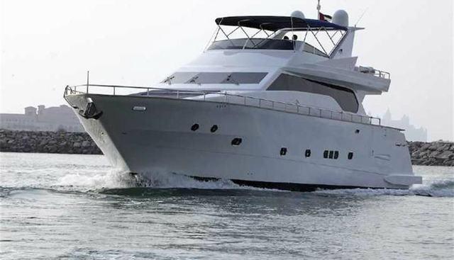 Zahraa Charter Yacht - 2