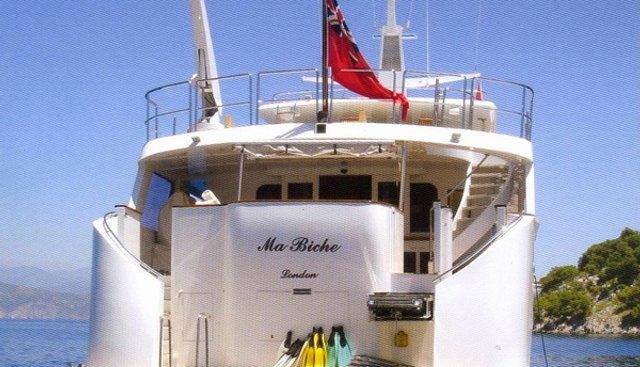 Ma Biche Charter Yacht - 4