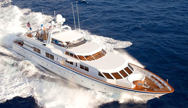 Lady Laura Charter Yacht