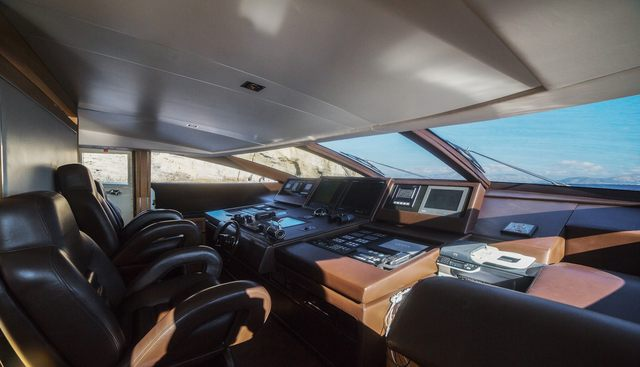 Eleven I Charter Yacht - 6
