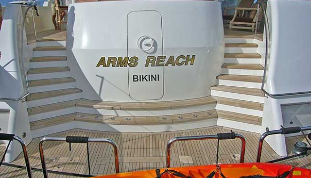 Arms Reach Charter Yacht - 5