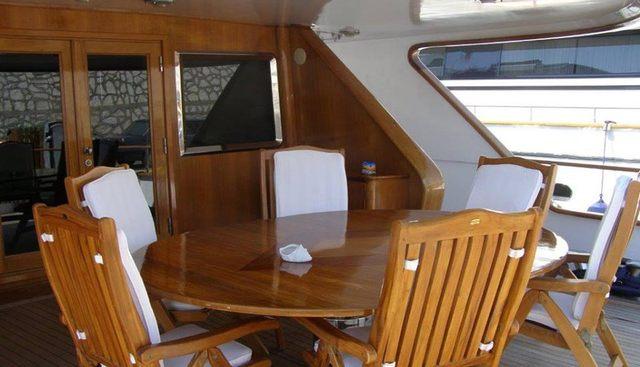 DESTINY 128 Charter Yacht - 4