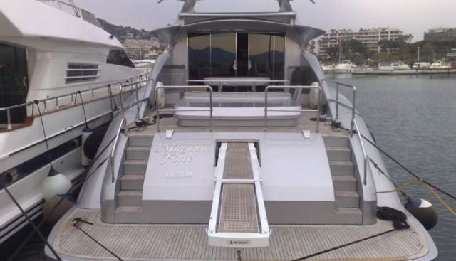 Magnum Force Charter Yacht - 3