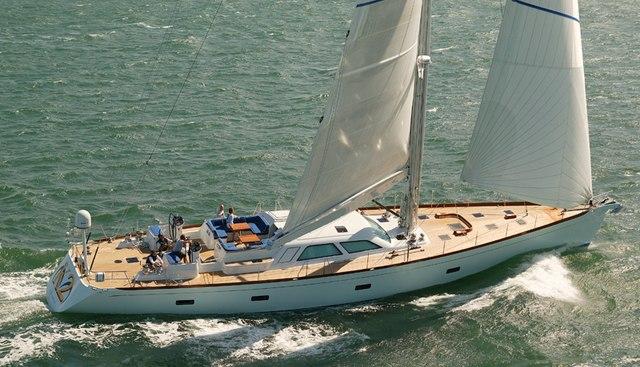 Keturah Charter Yacht