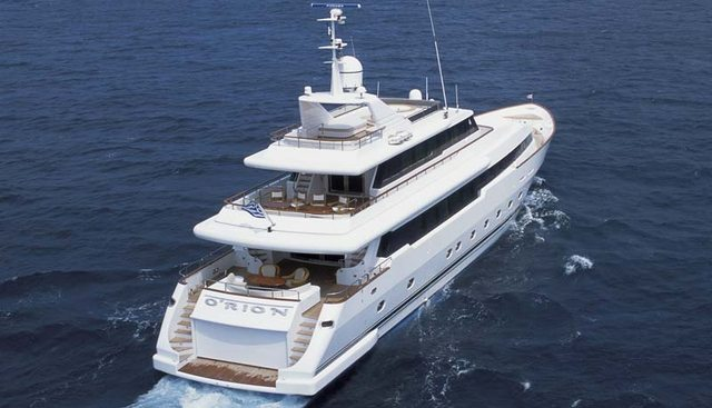 O'Rion Charter Yacht - 3