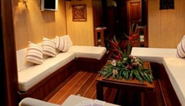 Gaff Rigged Schooner 31 M Charter Yacht - 3