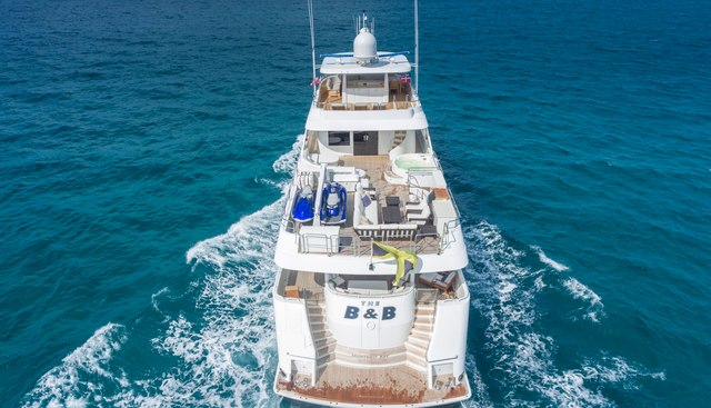 The B&B Charter Yacht - 5