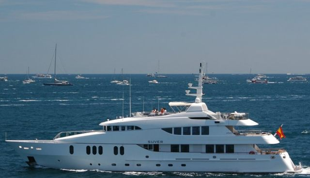 Suver Charter Yacht - 5