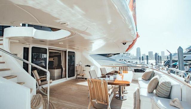 Alegria Charter Yacht - 4