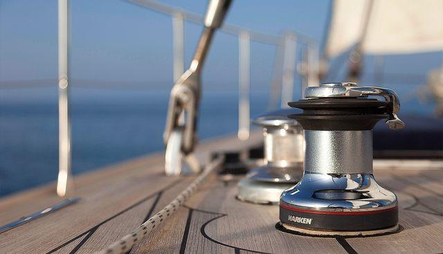 MYOSOTIS Charter Yacht - 8