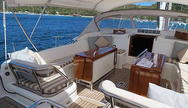 Billy Budd 2 Charter Yacht - 5