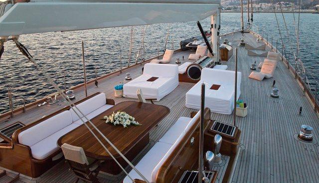 Aria I Charter Yacht - 5