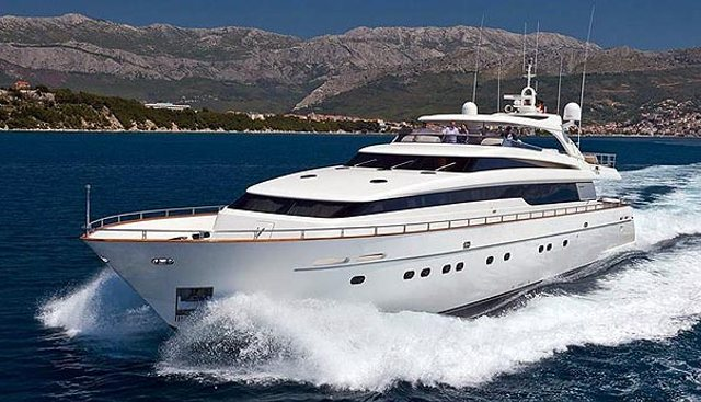 Ronda Charter Yacht
