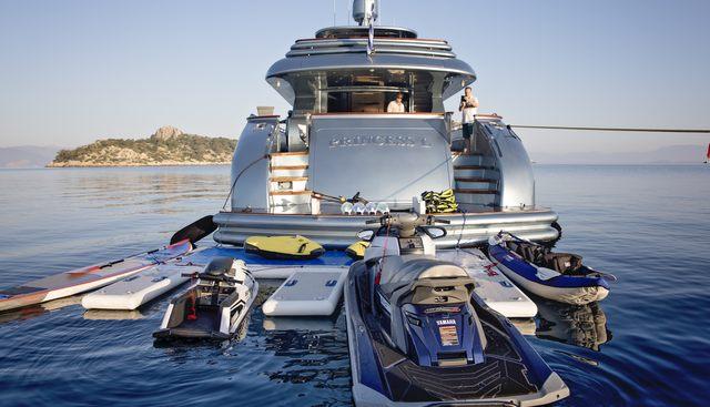 Princess L Charter Yacht - 5