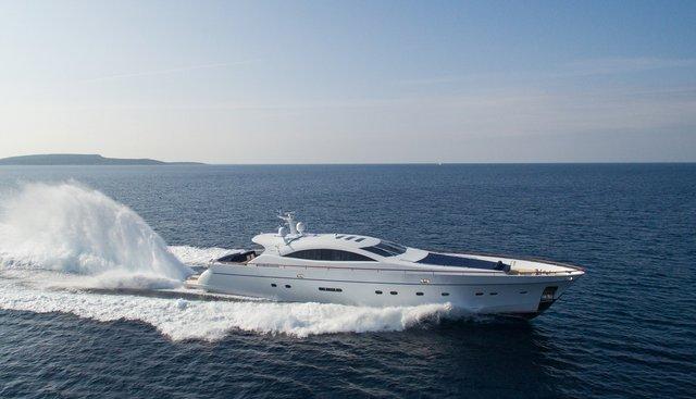 Subzero Charter Yacht