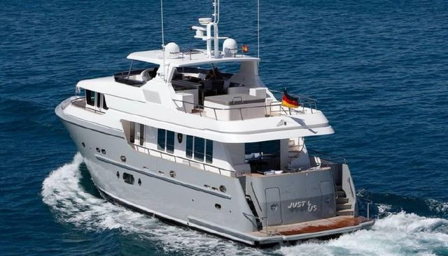 Just 4 Us Charter Yacht - 2