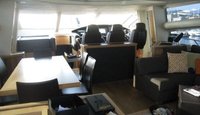 Mangusta Charter Yacht - 2