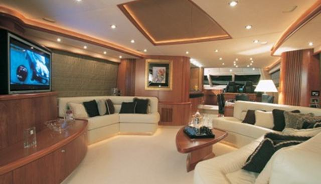 Serenity Charter Yacht - 6