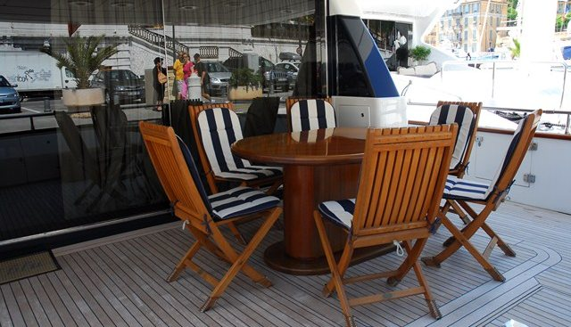 Nel Blu Charter Yacht - 4
