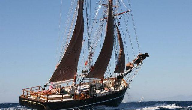 Rhea Charter Yacht - 2