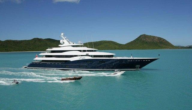 Amaryllis Charter Yacht