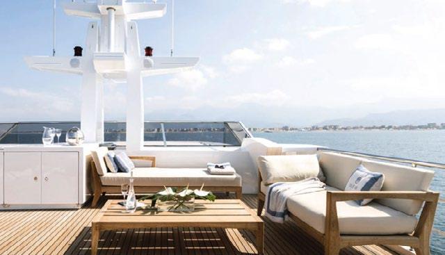 Sama Charter Yacht - 4