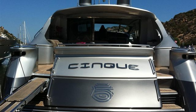 Cinque Charter Yacht - 5