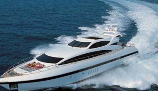 Storm Charter Yacht - 3