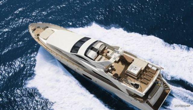 La Rubia Charter Yacht - 2