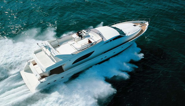 Sea Dog Charter Yacht - 5