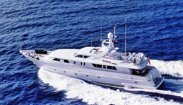 Lady D Charter Yacht