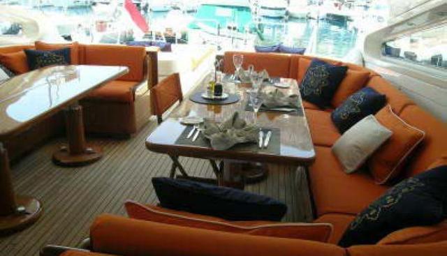 Splendida Charter Yacht - 5
