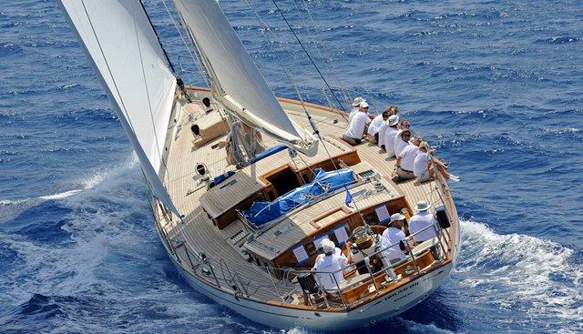 Drumfire Charter Yacht - 2