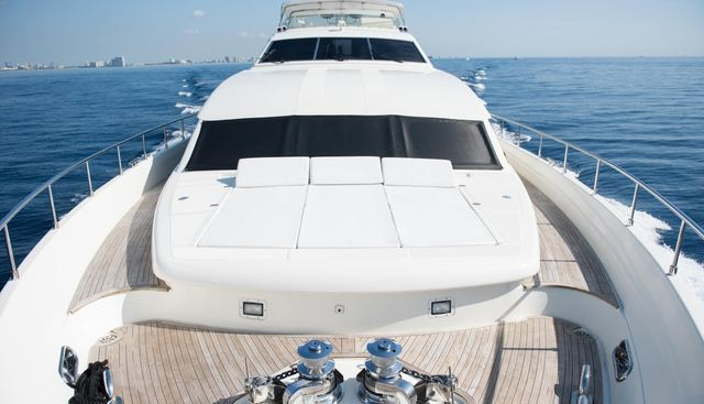 Ooz Charter Yacht - 2