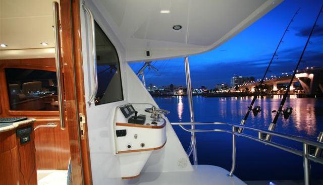 Pier Pressure Charter Yacht - 3