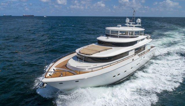 Sixty Six Charter Yacht
