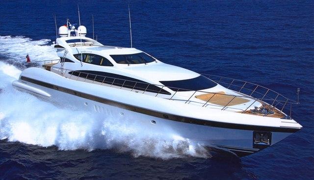 Samira Charter Yacht