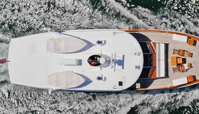 America Charter Yacht - 2