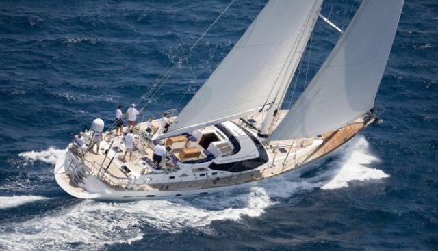 Zig Zag Charter Yacht