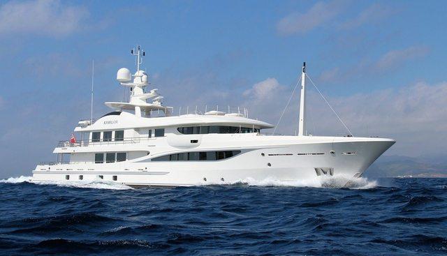 Kamalaya Charter Yacht